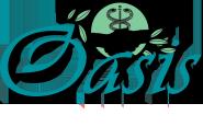 Oasis logo.