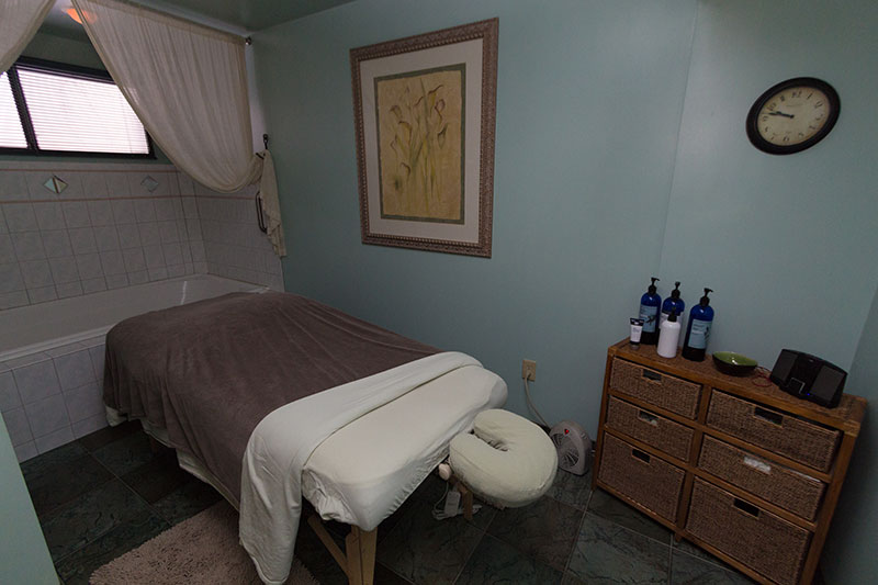 Therapeutic Massage Staging